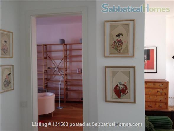 Sunny 3-room apartment in Berlin Home Rental in Berlin, Berlin, Germany 0