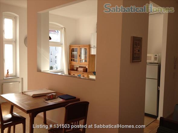 Sunny 3-room apartment in Berlin Home Rental in Berlin, Berlin, Germany 2