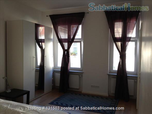 Sunny 3-room apartment in Berlin Home Rental in Berlin, Berlin, Germany 5