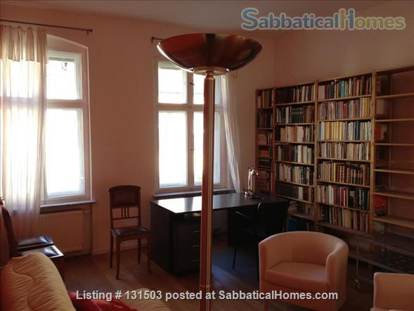 Sunny 3-room apartment in Berlin Home Rental in Berlin, Berlin, Germany 7