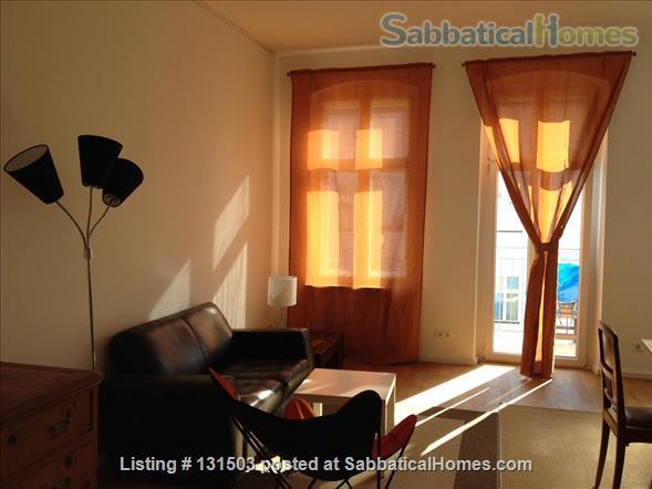 Sunny 3-room apartment in Berlin Home Rental in Berlin, Berlin, Germany 8