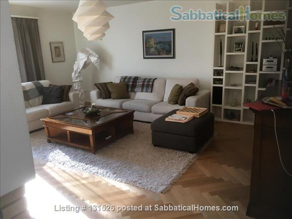 Fully furnished flat for family to rent in 8008 Zurich Home Rental in Zurich, ZH, Switzerland 1