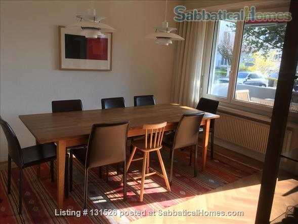 Fully furnished flat for family to rent in 8008 Zurich Home Rental in Zurich, ZH, Switzerland 2