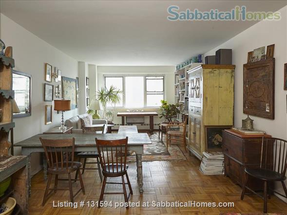Spacious, quiet one bedroom apartment in Union Square/NYU area. Home Rental in New York, New York, United States 1
