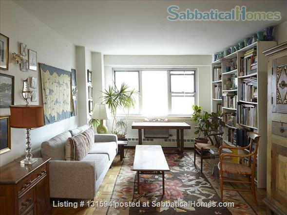 Spacious, quiet one bedroom apartment in Union Square/NYU area. Home Rental in New York, New York, United States 0