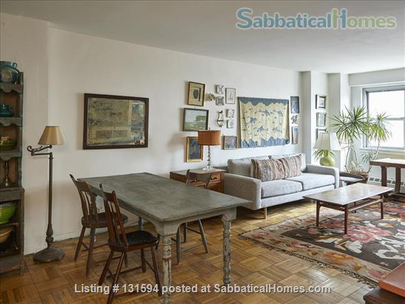 Spacious, quiet one bedroom apartment in Union Square/NYU area. Home Rental in New York, New York, United States 2