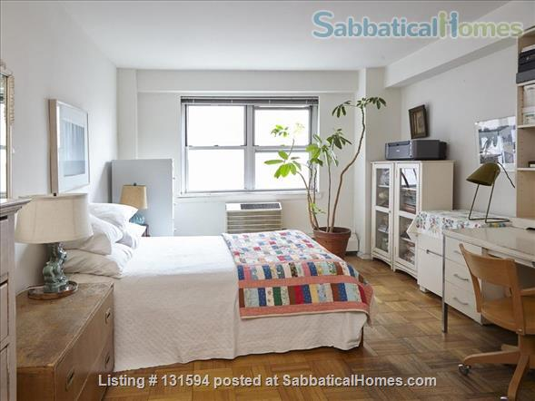 Spacious, quiet one bedroom apartment in Union Square/NYU area. Home Rental in New York, New York, United States 3