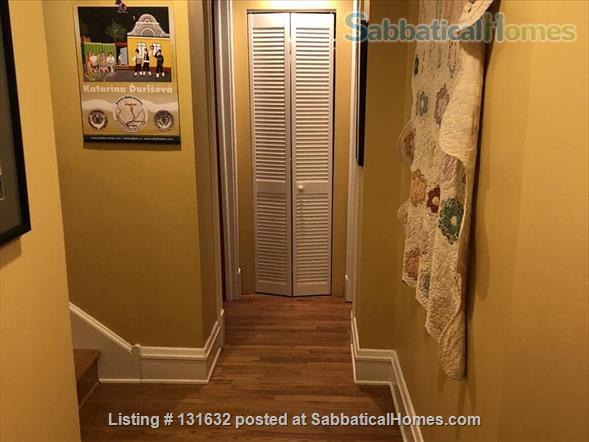 Beautiful, furnished, light-filled condo in Historic District Home Rental in Evanston, Illinois, United States 9