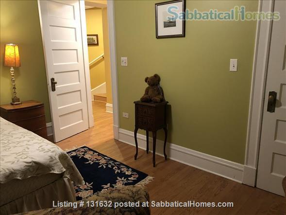 Beautiful, furnished, light-filled condo in Historic District Home Rental in Evanston, Illinois, United States 6