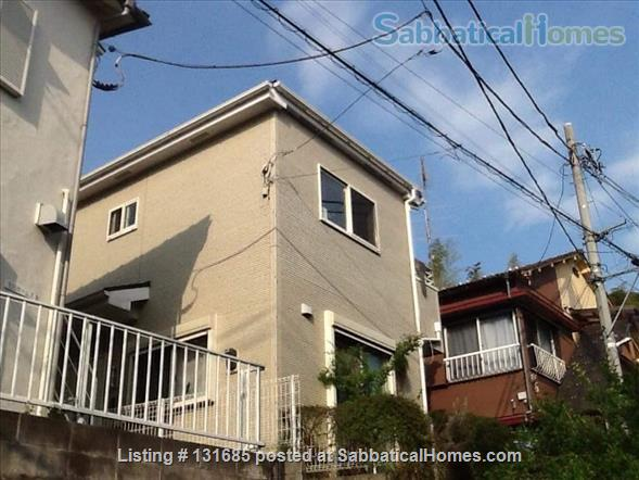 Furnished, 3BR and 1 music room house one-minute walk from Odakyu line station Home Rental in Kawasaki 1