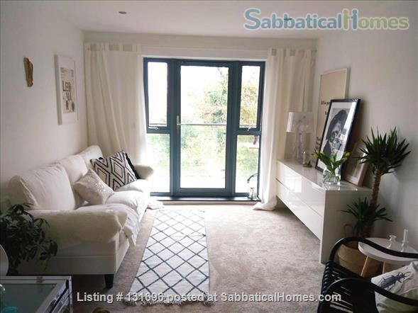 Central Modern Oxford Apartment-Heart of Jericho Home Rental in Oxford, England, United Kingdom 1