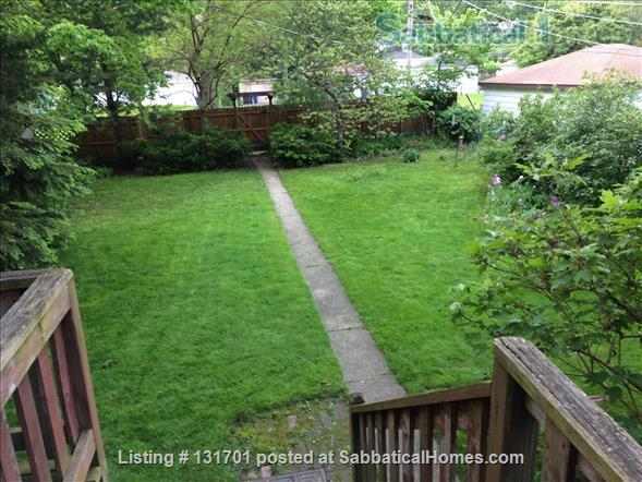 $2900 - Charming 4/5bd, 2ba House on Tree-Lined St near Northwestern Home Rental in Evanston, Illinois, United States 9