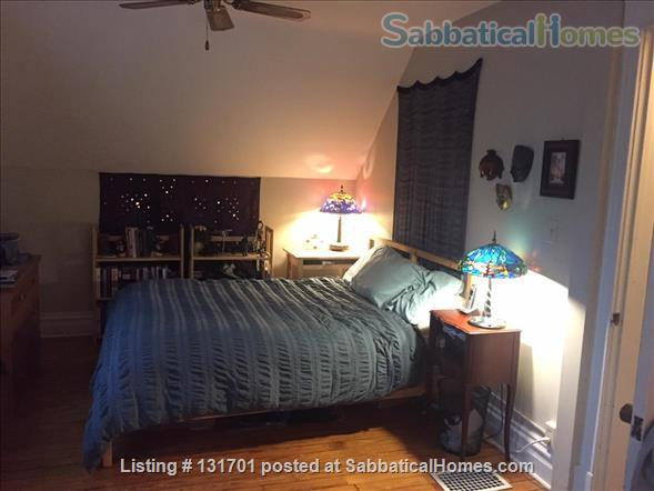 $2900 - Charming 4/5bd, 2ba House on Tree-Lined St near Northwestern Home Rental in Evanston, Illinois, United States 4