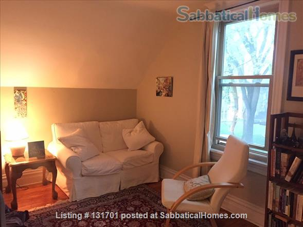 $2900 - Charming 4/5bd, 2ba House on Tree-Lined St near Northwestern Home Rental in Evanston, Illinois, United States 5