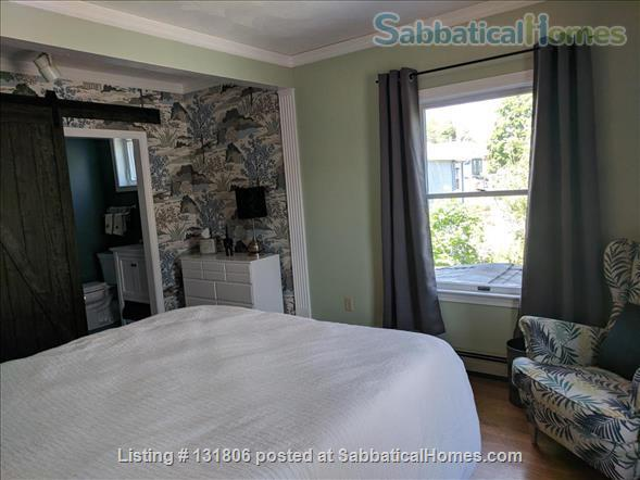 Huge Furnished Bedroom w/En Suite Bath Available Near Tufts Home Rental in Medford, Massachusetts, United States 1