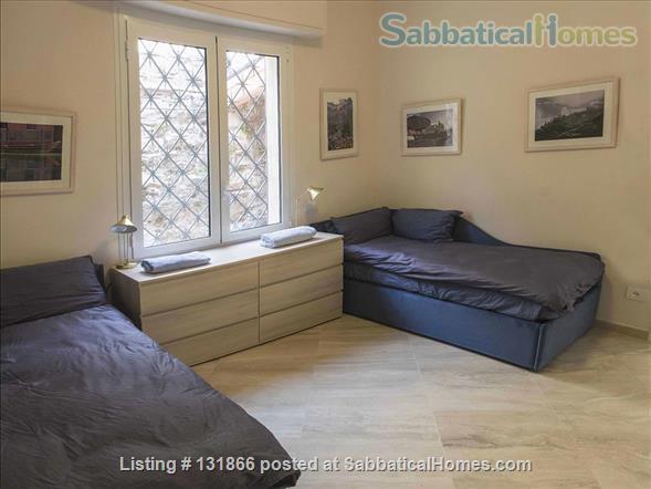 Luxurious apartment with breathtaking views of Italian Riviera 2km fr Menton Home Rental in Latte, Liguria, Italy 4