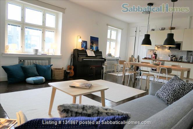 listing image for Beautiful, spacious top floor apartment with bay view in central Helsinki