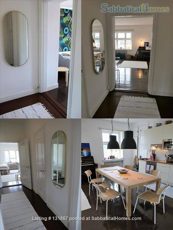 Beautiful, spacious top floor apartment with bay view in central Helsinki Home Rental in Helsinki, , Finland 4