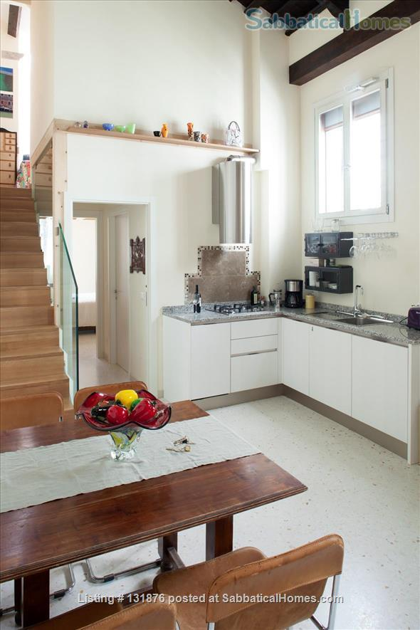 Casa Alma: Stylish place in a residential area, away from the tourists. Home Rental in Venezia, Veneto, Italy 2