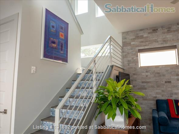 Modern, Austin East Side Haven Home Rental in Austin, Texas, United States 2