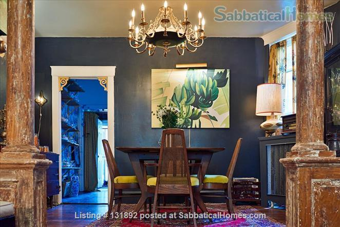 Charming West Philly Row Home with Back Yard Home Rental in Philadelphia, Pennsylvania, United States 3