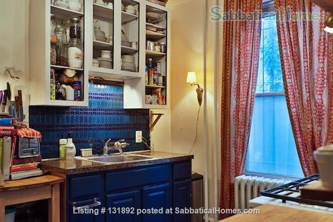 Charming West Philly Row Home with Back Yard Home Rental in Philadelphia, Pennsylvania, United States 5