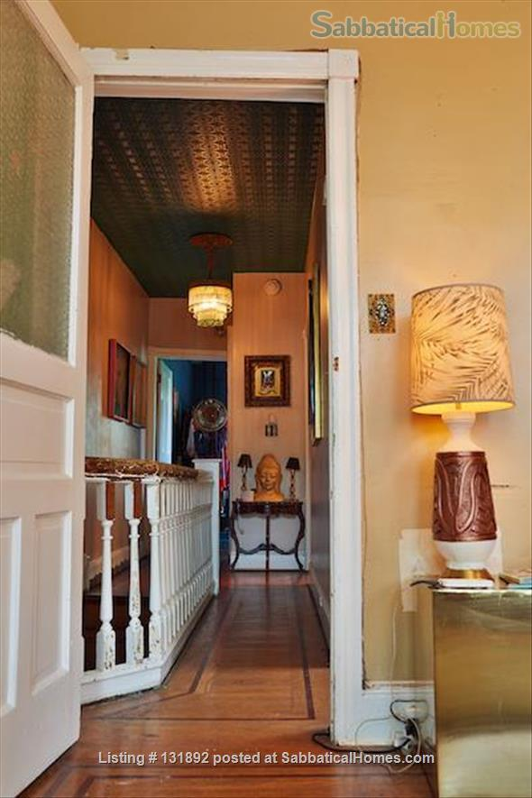 Charming West Philly Row Home with Back Yard Home Rental in Philadelphia, Pennsylvania, United States 6