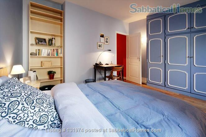 1-Bedroom: Paris 5th, Latin Quarter Home Rental in Paris, Île-de-France, France 2