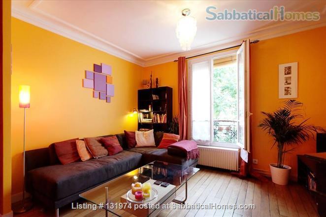 1-Bedroom: Paris 5th, Latin Quarter Home Rental in Paris, Île-de-France, France 3