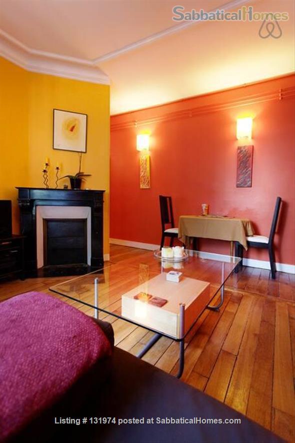 1-Bedroom: Paris 5th, Latin Quarter Home Rental in Paris, Île-de-France, France 5