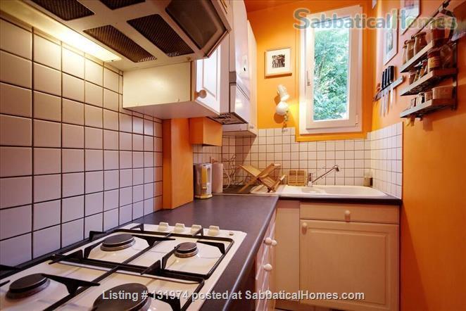 1-Bedroom: Paris 5th, Latin Quarter Home Rental in Paris, Île-de-France, France 6
