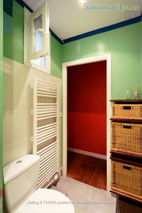 1-Bedroom: Paris 5th, Latin Quarter Home Rental in Paris, Île-de-France, France 7