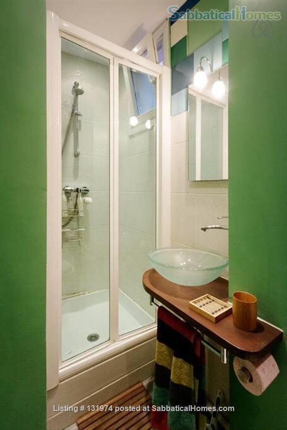 1-Bedroom: Paris 5th, Latin Quarter Home Rental in Paris, Île-de-France, France 8