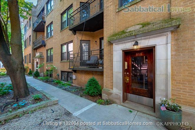 Available starting June 1, 2021: Furnished 1BR apartment in Uptown Home Rental in Chicago, Illinois, United States 6