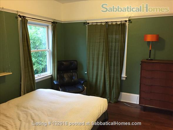 Cozy, Quiet Home Just off of Bustling Piedmont Ave Home Rental in Oakland, California, United States 9