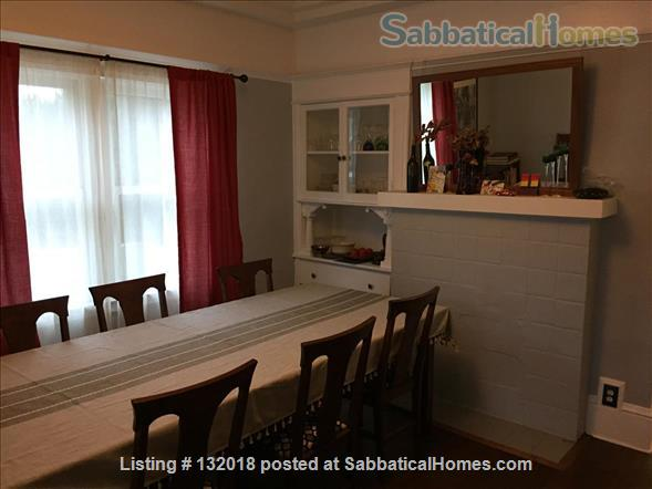 Cozy, Quiet Home Just off of Bustling Piedmont Ave Home Rental in Oakland, California, United States 2