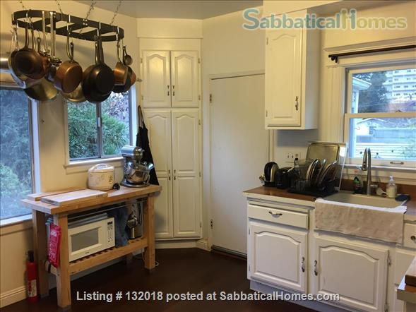 Cozy, Quiet Home Just off of Bustling Piedmont Ave Home Rental in Oakland, California, United States 3