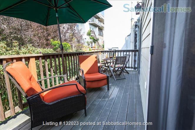 Fantastic Luxury Penthouse Apt, Million Dollar Panoramic Views Home Rental in San Francisco, California, United States 8