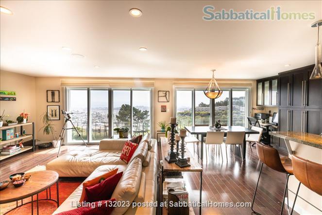 Fantastic Luxury Penthouse Apt, Million Dollar Panoramic Views Home Rental in San Francisco, California, United States 0