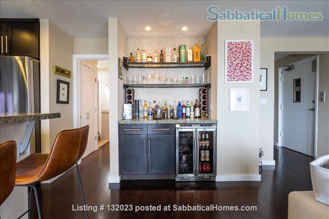 Fantastic Luxury Penthouse Apt, Million Dollar Panoramic Views Home Rental in San Francisco, California, United States 3
