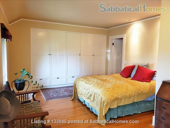 Gracious 4-bed Berkeley Craftsman furnished - UC Berkeley, College Av, BART Home Rental in Berkeley, California, United States 7