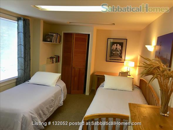 Clean & Convienient North Berkeley House by BART Home Rental in Berkeley, California, United States 9