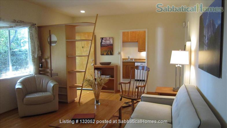 Clean & Convienient North Berkeley House by BART Home Rental in Berkeley, California, United States 1