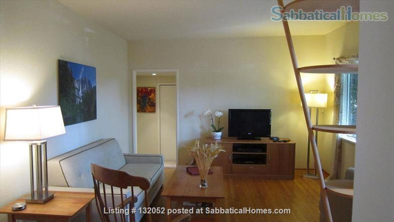 Clean & Convienient North Berkeley House by BART Home Rental in Berkeley, California, United States 0