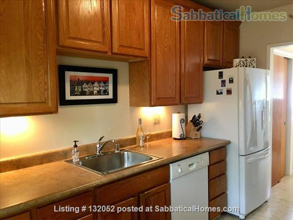 Clean & Convienient North Berkeley House by BART Home Rental in Berkeley, California, United States 3