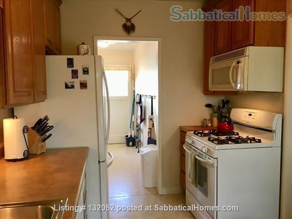 Clean & Convienient North Berkeley House by BART Home Rental in Berkeley, California, United States 4