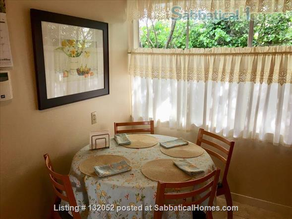 Clean & Convienient North Berkeley House by BART Home Rental in Berkeley, California, United States 5