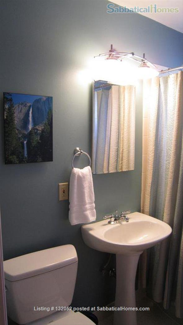 Clean & Convienient North Berkeley House by BART Home Rental in Berkeley, California, United States 7