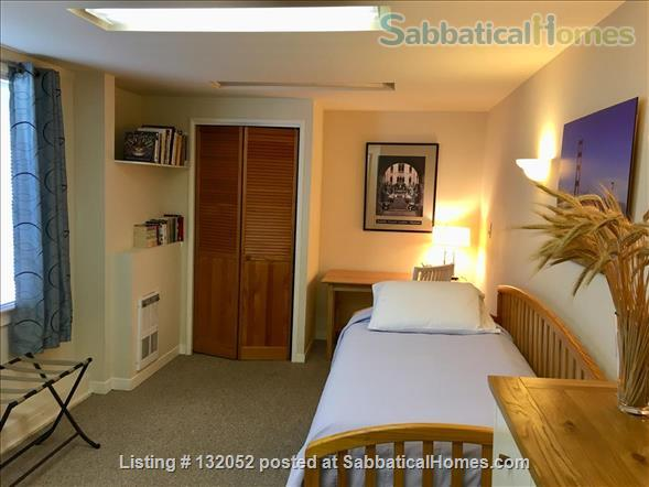 Clean & Convienient North Berkeley House by BART Home Rental in Berkeley, California, United States 8