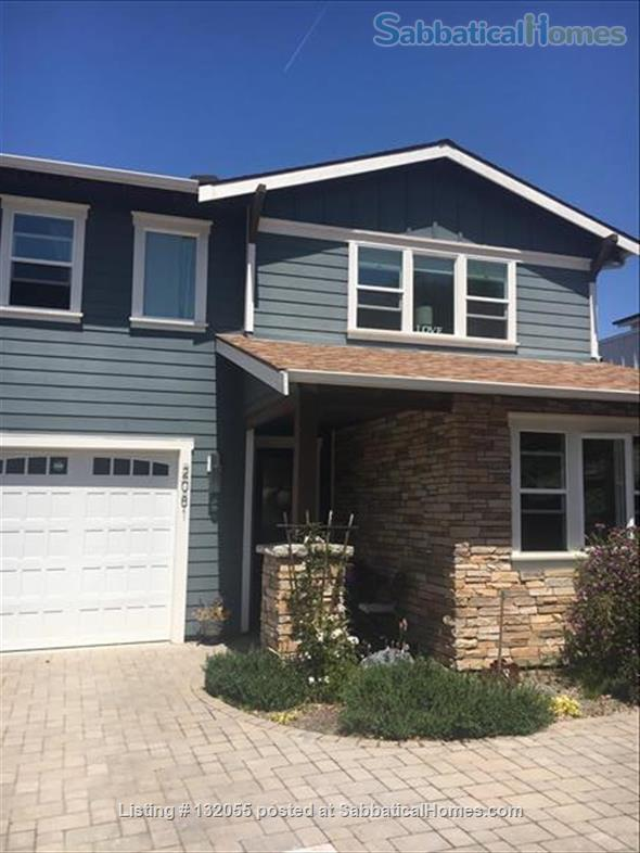 Four bedroom home close to downtown Home Rental in San Luis Obispo, California, United States 1